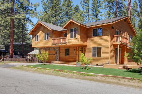 Extravagant Tahoe Island Escape - South Lake Tahoe, CA Vacation Rental