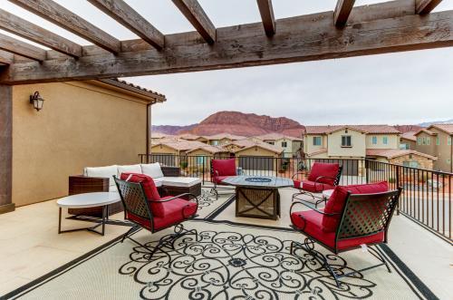 Jacob's Retreat: Paradise Village #80 - Santa Clara, UT Vacation Rental