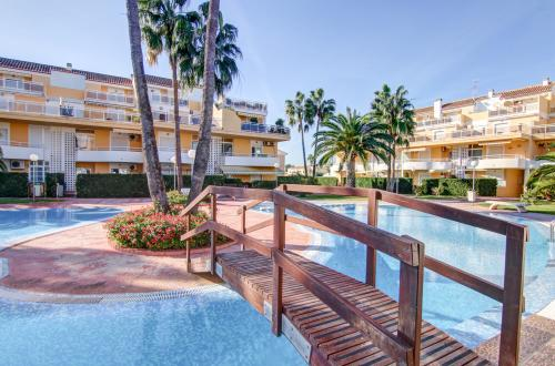 Garden Apartment in Jardines de Denia - Denia, Spain Vacation Rental