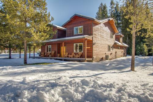 The River House - Sagle, ID Vacation Rental