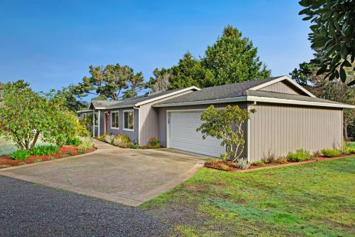 Park View - Fort Bragg, CA Vacation Rental
