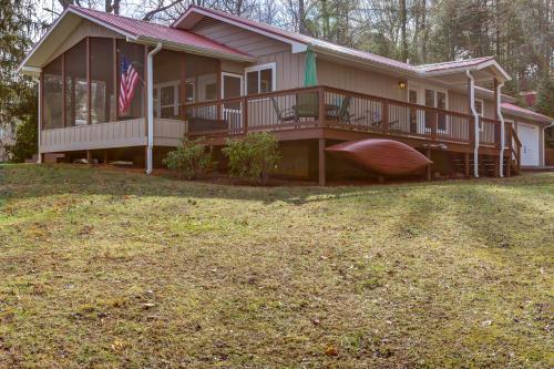 Thunder Oak - Young Harris, GA Vacation Rental