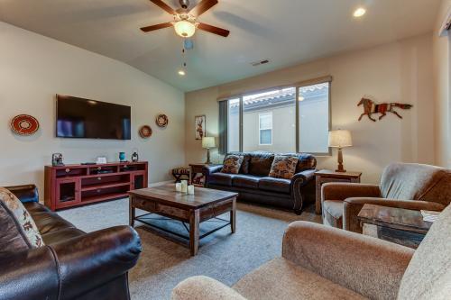 Red Rock Ranch Retreat:  Paradise Village #10 - Santa Clara, UT Vacation Rental