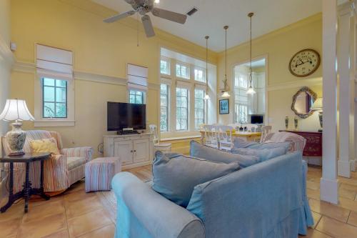 Big Thyme - Main House - Rosemary Beach, FL Vacation Rental