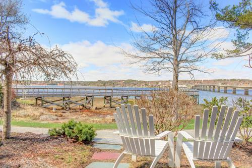 Sheepscot Harbour Waterview Suite - Edgecomb, ME Vacation Rental