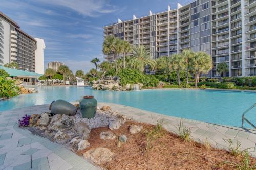 Edgewater Golf Villa 1002 - Panama City Beach, FL Vacation Rental