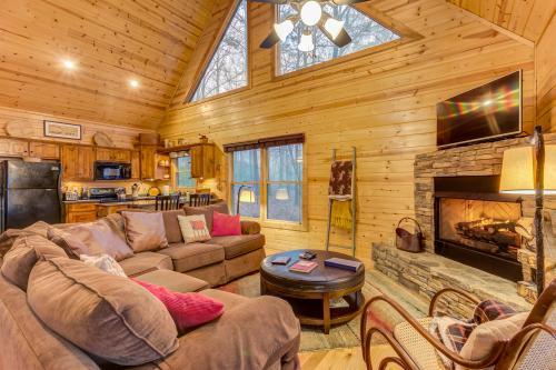 Hide N Seek - Blue Ridge, GA Vacation Rental