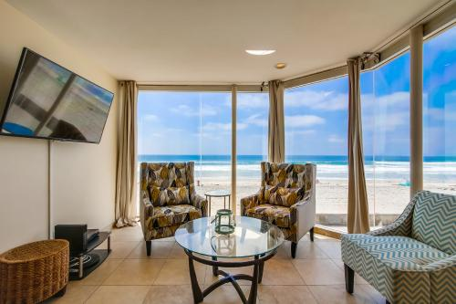 On the Sand - Mission Beach Paradise - San Diego, CA Vacation Rental