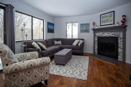 Hideaway Valley: Condo #7 - Harbor Springs, MI Vacation Rental