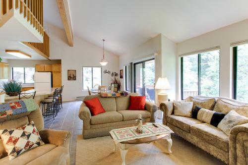 Aspen Village Condo #H-39 - McCall, ID Vacation Rental