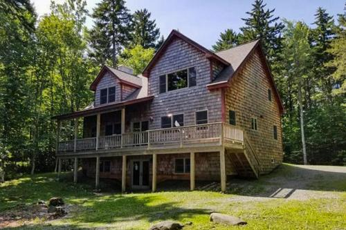 Driftwood Cabin - Rockwood, ME Vacation Rental