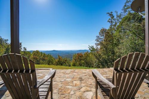 Sky Orchard Lodge - Dahlonega, GA Vacation Rental