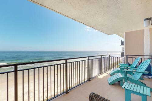 Sandcastle North #714 - Ponce Inlet, FL Vacation Rental
