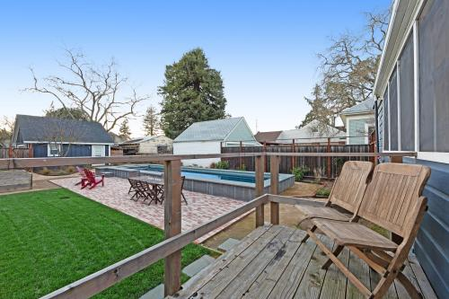 Wine Country Bungalow - Santa Rosa, CA Vacation Rental