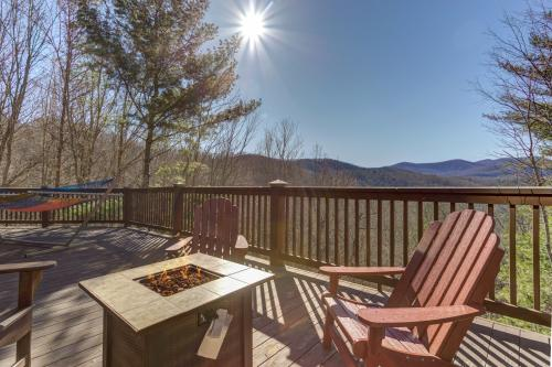 Cashes Mountainview - Cherry Log, GA Vacation Rental