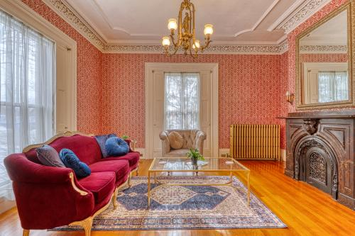Bangor Victorian Home - Bangor, ME Vacation Rental