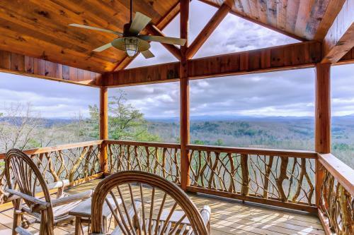 Cinnamon Bear Lodge - Mineral Bluff, GA Vacation Rental