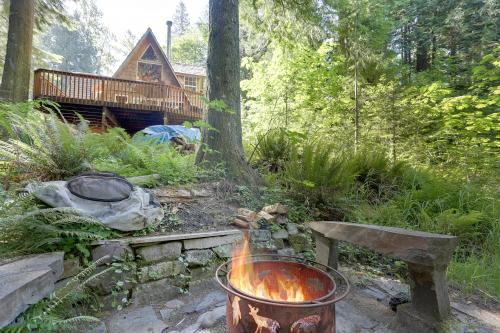 Clear Creek Cabin -  Vacation Rental - Photo 1