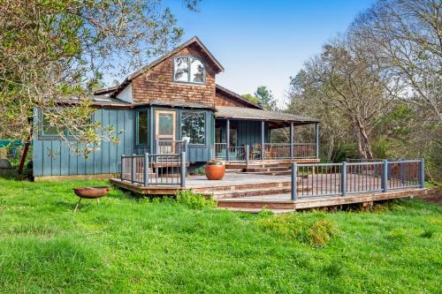 Raven House - Caspar, CA Vacation Rental