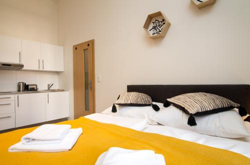 Soukenicka Apartcomplex GoldenOrient CZPR54 - Prague, Czechia Vacation Rental