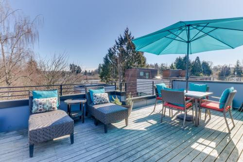 City View On Cloverdale - Seattle, WA Vacation Rental