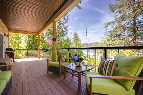 Revilo Revelation - Hayden Lake, ID Vacation Rental