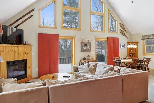 Eidelweiss Retreat  - Madison, NH Vacation Rental