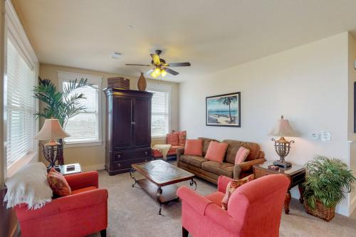 Beach Penthouse - Galveston, TX Vacation Rental