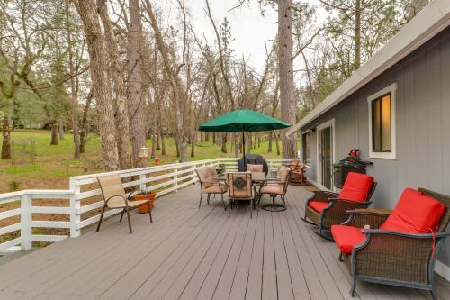 Uncle Bill's Yosemite Cabin - Groveland, CA Vacation Rental