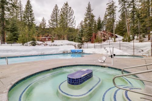Granlibakken Elegance - Unit A - Tahoe City, CA Vacation Rental