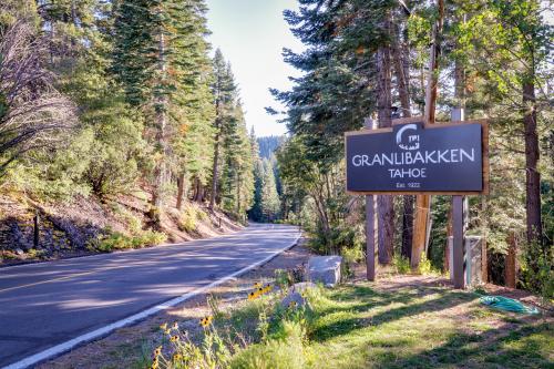 Granlibakken Elegance - Unit B - Tahoe City, CA Vacation Rental