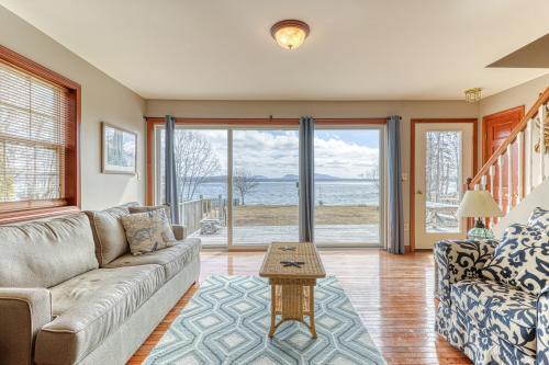 Chickadee Bay House - Trenton, ME Vacation Rental