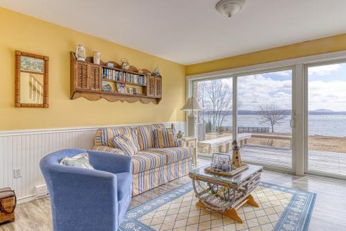 Schooner Bay House - Trenton, ME Vacation Rental