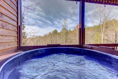 PineHome Cabin - Mineral Bluff, GA Vacation Rental