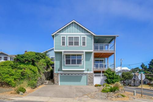 Ocean Breeze House - Lincoln City, OR Vacation Rental