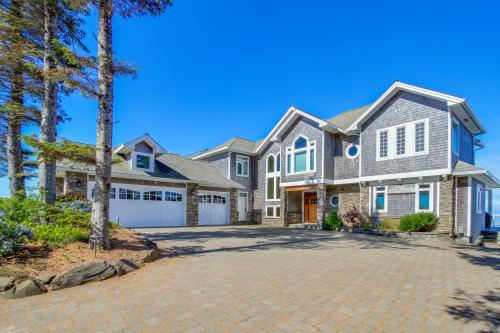 Nantucket Shores Estate - Pacific City, OR Vacation Rental