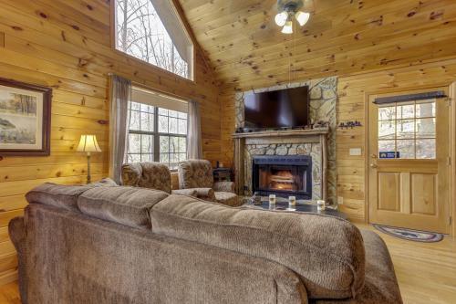Lil Bear - Mineral Bluff, GA Vacation Rental