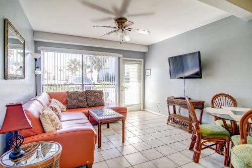 SportyKid's Condo - Port Aransas, TX Vacation Rental