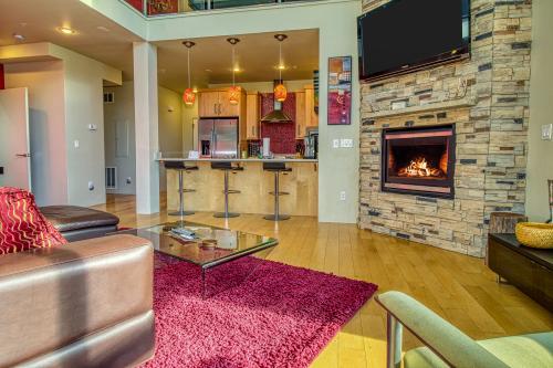 The Lofts #3D - Luxury at the Lofts - Brian Head, UT Vacation Rental