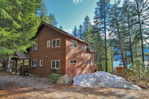 Lake Wenatchee Wonder - Leavenworth, WA Vacation Rental