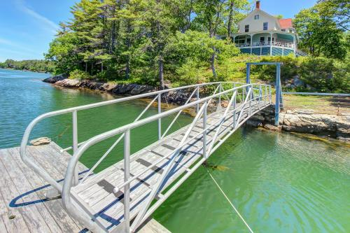 The Retreat at Seal Cove  - West Bath, ME Vacation Rental