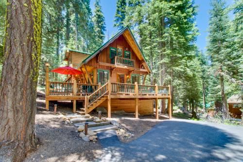 Tahoe Pines Cabin - Homewood, CA Vacation Rental