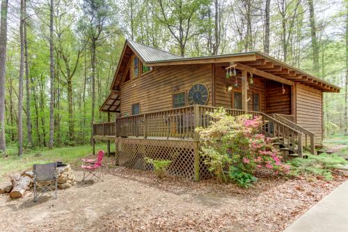 Trout Heaven - Suches, GA Vacation Rental