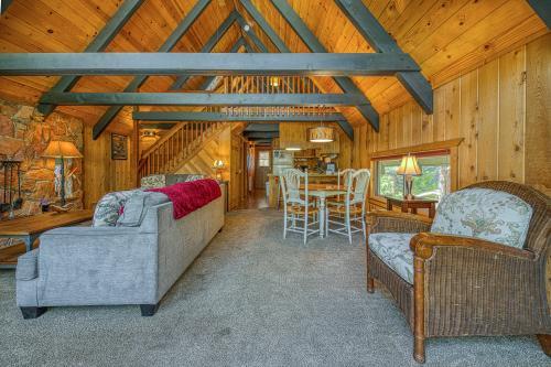 Fern Valley Chalet - Idyllwild, CA Vacation Rental