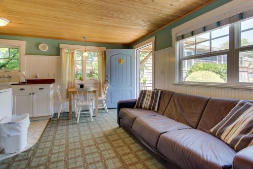 Hidden Villa Cottage #3 - The Garden Cottage - Cannon Beach, OR Vacation Rental