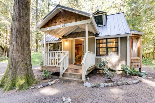 Zig Zag Chalet -  Vacation Rental - Photo 1