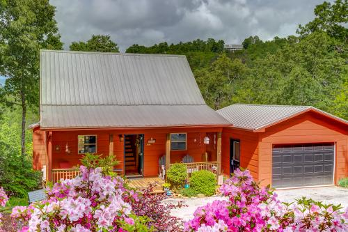 Mountain Sunset - Hiawassee, GA Vacation Rental