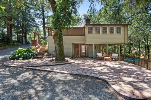The County Line - Glen Ellen, CA Vacation Rental