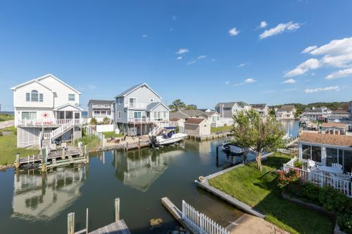 Canalside Comforts - West Ocean City, MD Vacation Rental