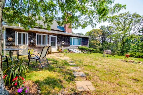 The Walker House  - Oak Bluffs, MA Vacation Rental